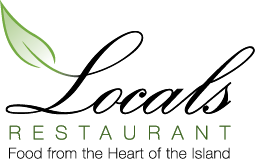 Locals Restaurant Comox Valley, BC